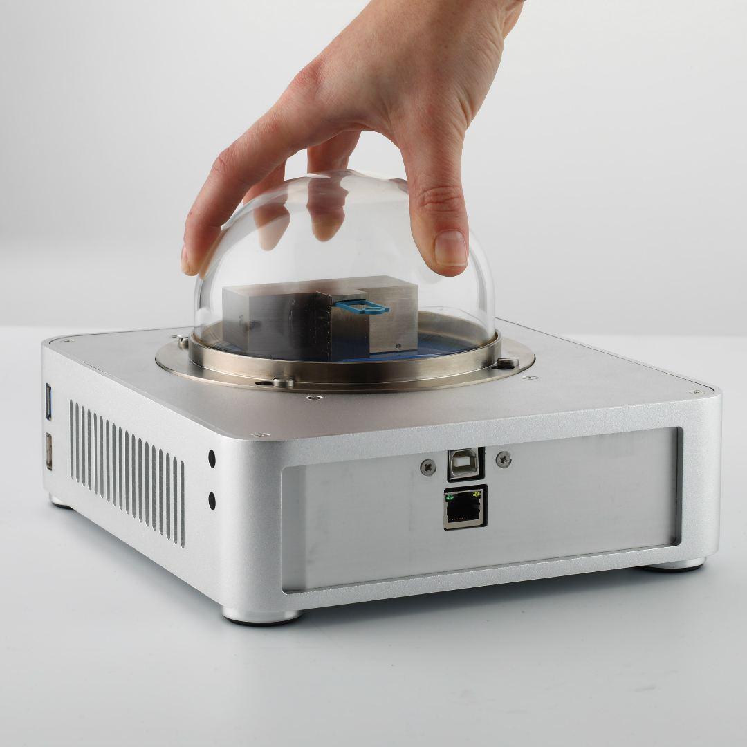 """微量热仪Chip-DSC-10入围""""2018年度科学仪器优秀新产品"""""""