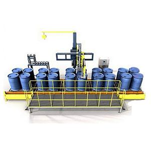 托盘式化工液体灌装机