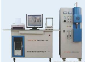 高频碳硫分析仪