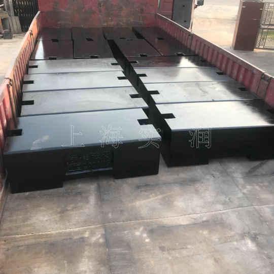 上海港1吨标准砝码
