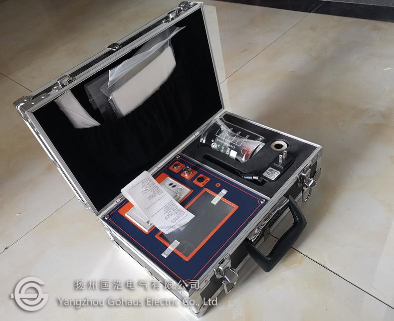 GHYM3200盐密度测试仪实拍