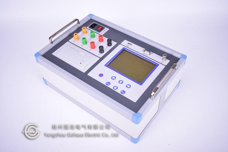 GHBY8811变压器有载分接开关参数测试仪实拍