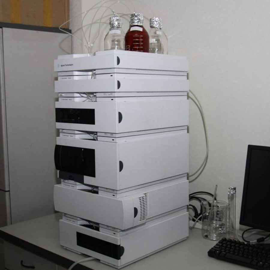 安捷伦二手液相色谱仪1200维修