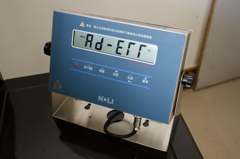 电子秤本安防爆仪表