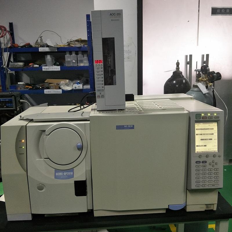 二手島津QP2010氣質聯用儀