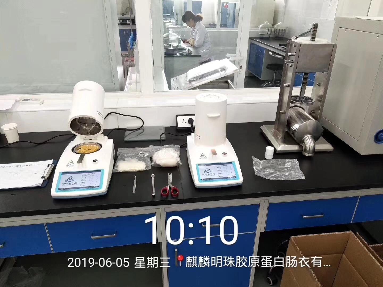 胶原蛋白肠衣水分检测仪