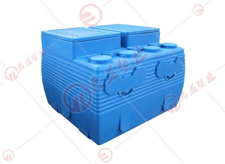 污水PE箱體
