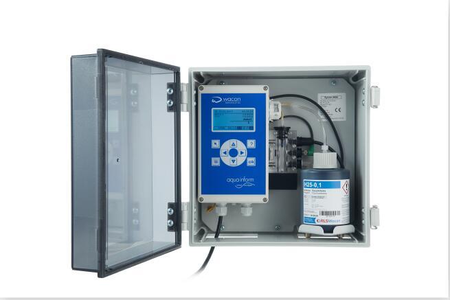 锅炉水水质硬度分析仪