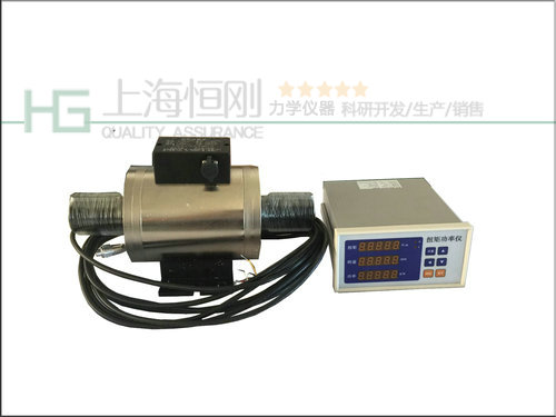 <strong>0-500N.m智能数字式转矩转速测量仪</strong>