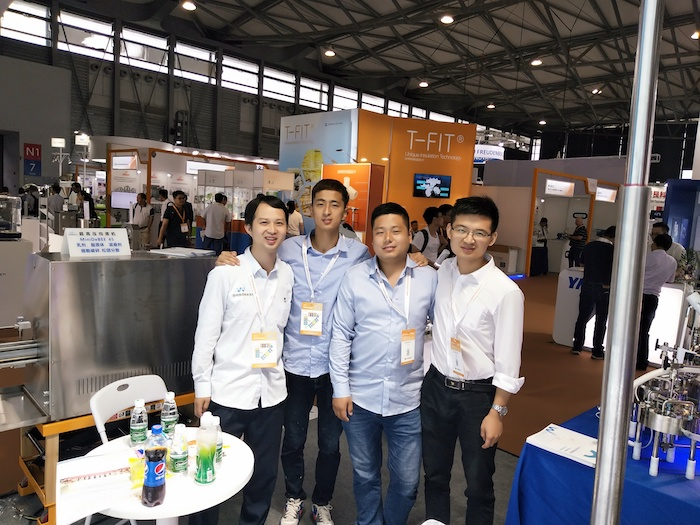 苏州微流纳米生物技术天津快乐十分2019CPHi之旅