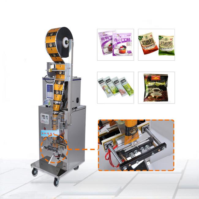 白砂糖自动包装机,食用糖定量包装设备