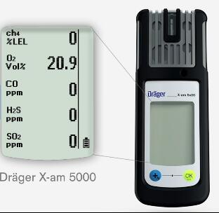 x-am5000显示屏