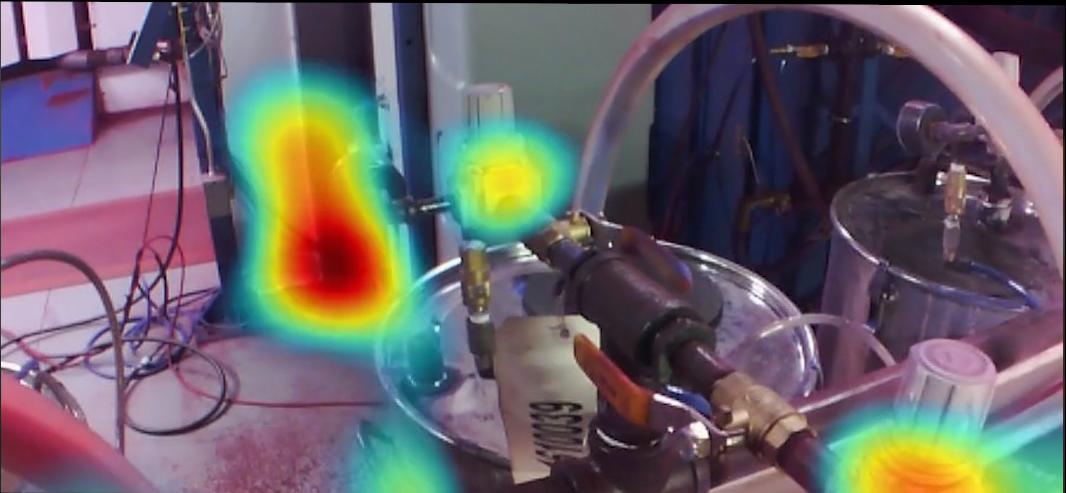 红外热像技术检测压缩空气泄漏