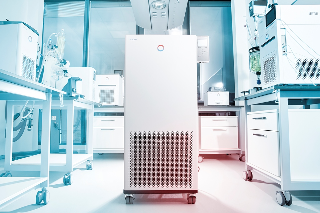 汇聚未来 LAUDA 推出全新一代成功的 Integral 过程恒温器