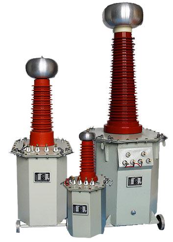 串激式轻型高压试验变压器