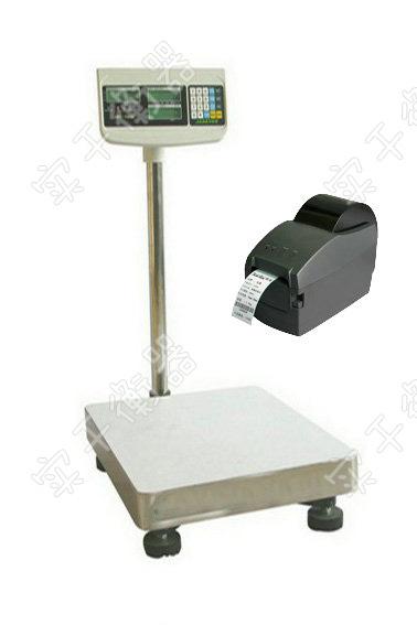 带打印电子台秤图片