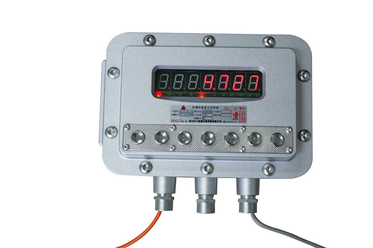 电子秤隔爆仪表