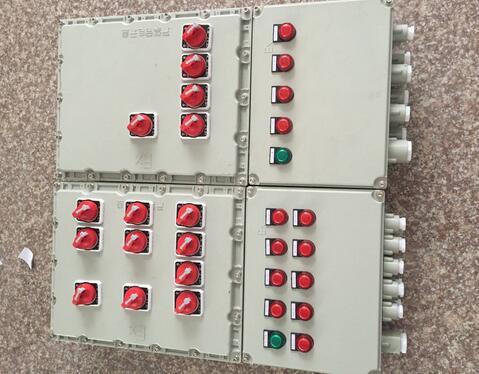 电机防爆控制柜
