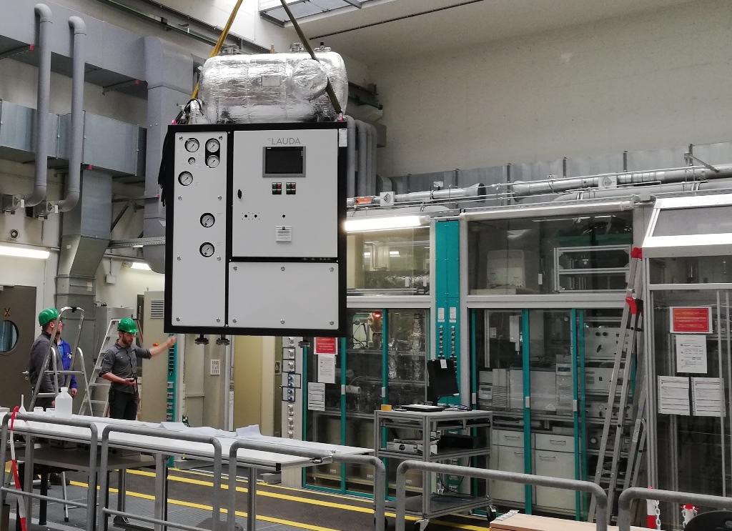LAUDA - 未来储能器的温度控制
