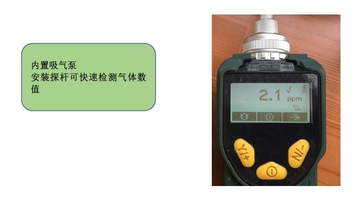 PGM-7340内置吸气泵