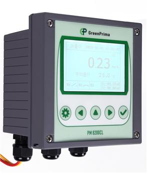 电极法余氯测量仪