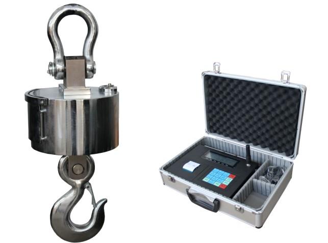 RS485接口支撑MODBUS RTU通讯协议电子吊秤
