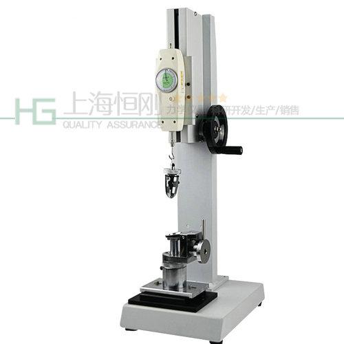 测量纽扣拉压强度的设备