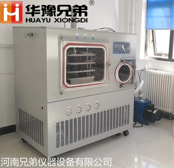 LGJ-30F原位中试冷冻干燥机