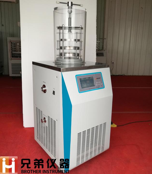 LGJ-18S压盖型冷冻干燥机