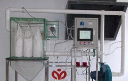 机械振打袋式除尘器