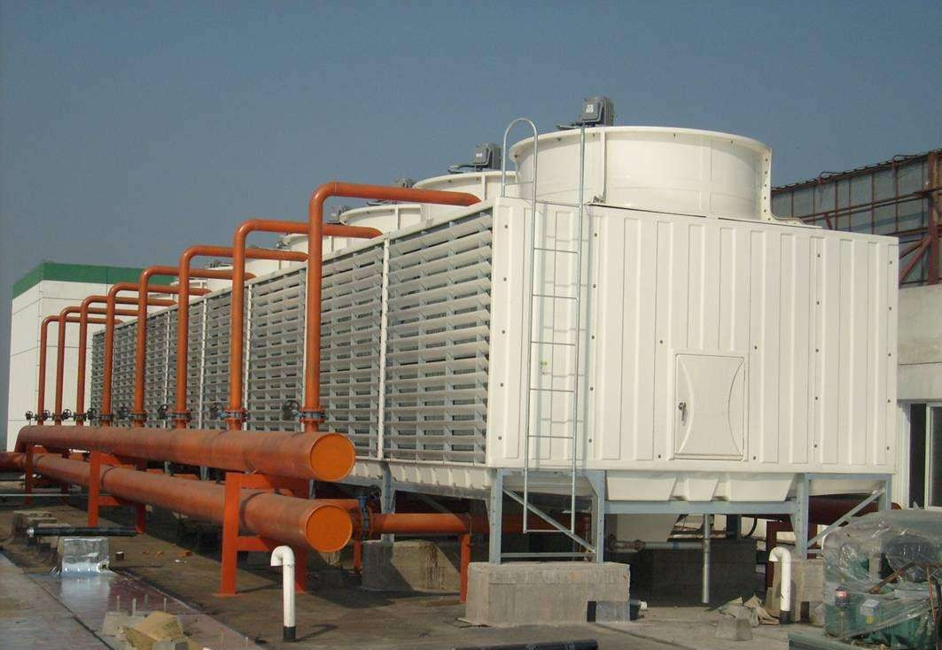 工业冷却塔产品图