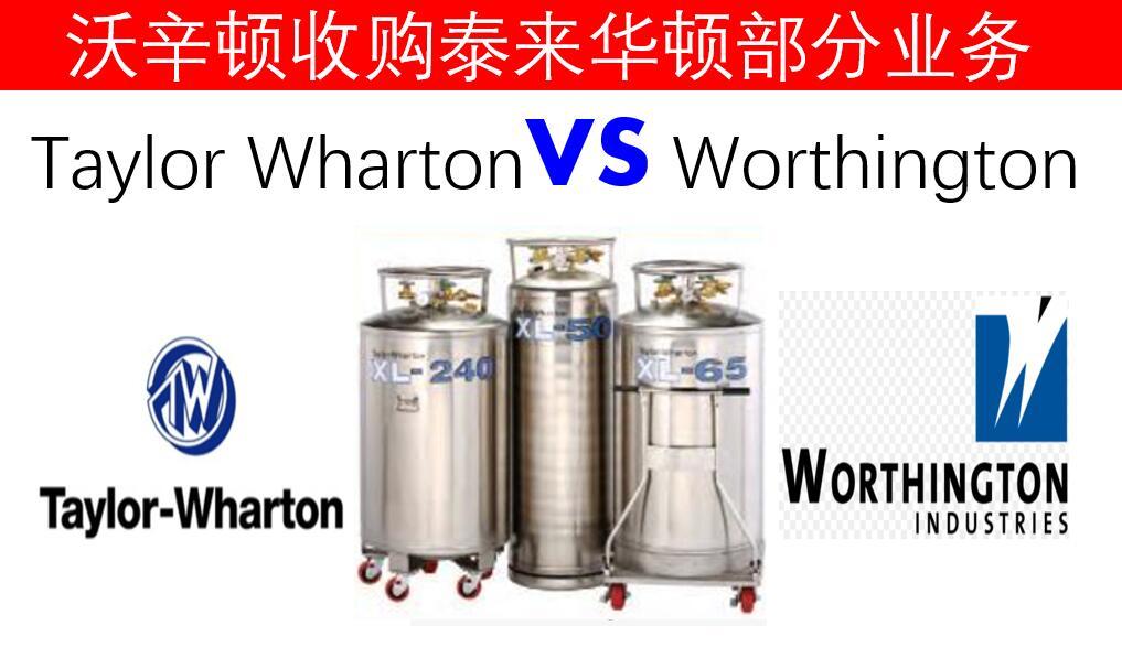 沃辛顿收购泰莱华顿液氮罐部分业务产线
