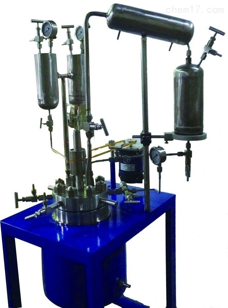 高温高压反应釜产品图