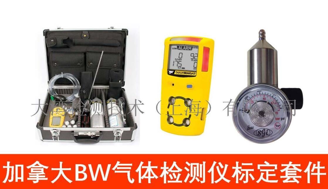 BW气体检测仪标定套件