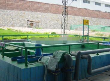 廢水處理改造