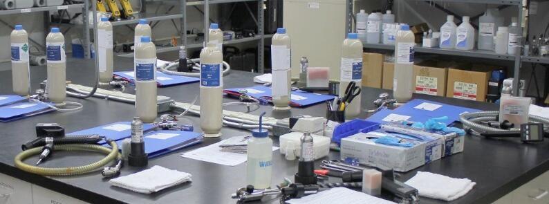 <strong>VOC气体检测仪校准</strong>实验室