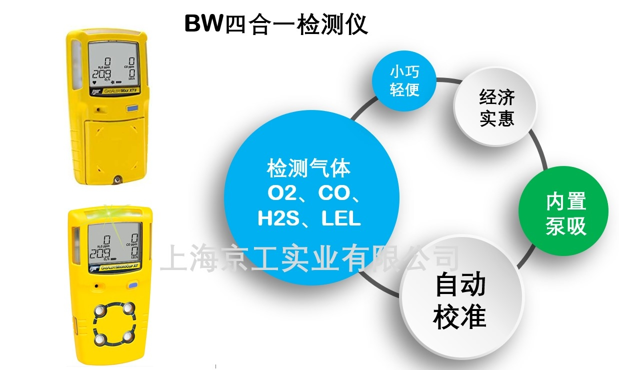 BW四合一检测仪