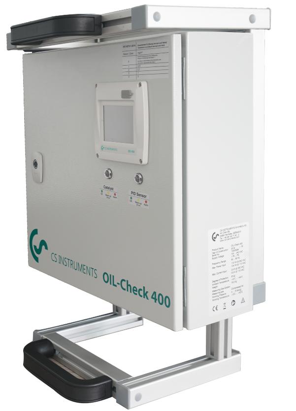 德国CS压缩空气在线油含量检测仪