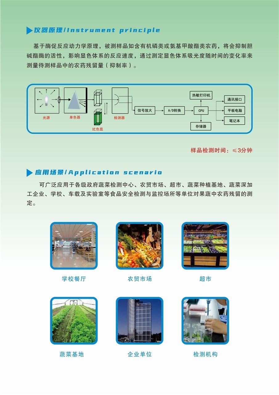 农残检测设备
