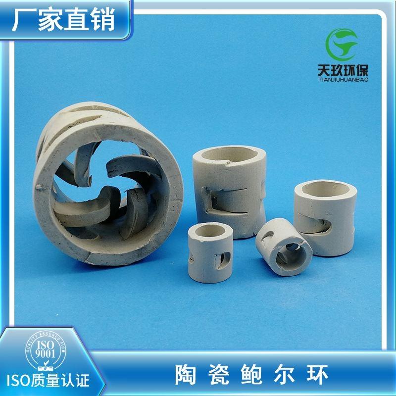 陶瓷鲍尔环