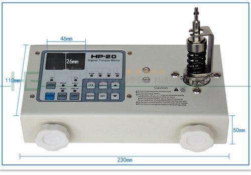 0.15-10N.m带声光提示的数显扭力测试仪