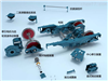 TKCG-XN地铁车辆结构虚拟装配