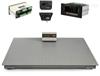 SCS带Modbus通讯PLC控制1吨2吨3吨不锈钢平台秤