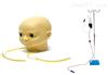 KAH-T4高级硅胶儿童头皮静脉注射穿刺训练模型2