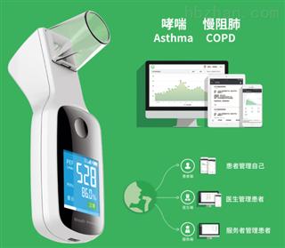 呼吸家手持式肺功能检测仪